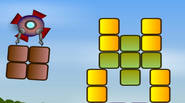Nice puzzle game in which you control a small drone. Your mission is to move blocks from one stack to another and arrange them to match the highlighted […]