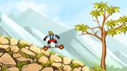 Enjoy the extreme version of skateboarding in this epic game. Don't break your neck on the rocky slopes – ride as fast as you can, perform tricks and […]