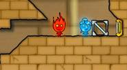 The second part of this awesome game. Play solo or with friend – as Fireboy and Watergirl you have to walk through the maze, collect all gems and […]