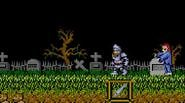 A classic arcade game from the 80's. In Ghosts'n Goblins you are Arthur, brave knight who has to save his fiancee from the terrible daemon, Astaroth. Kill all […]