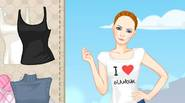 Wanna feel the real Glamour? Try this game, with loads of glamorous, stylish clothes to dress up. You can choose from various styles of hairdos, jeans, t-shirts, shoes, […]
