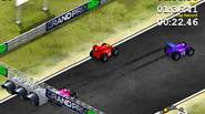 Nice Formula One game with isometric view. 12 tracks to race and beatiful graphics will make the challenge even more funky! Game Controls: Left/Right Arrow -Steering Up Arrow […]