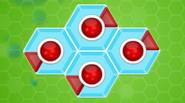 Unique puzzle game. Swap hexagonal pieces so that the red figures are matched. Deceptively simple at the beginning, it gets more challenging with every level. Defenitely recommended for […]