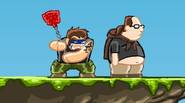 It's time to take revenge on your favorite, fat four-eyes geek. Hit him and watch the geek fly over the Berzerk Land. Earn money, spend it on new […]