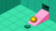 The second part of this great isometric-3D puzzle game. Create a path for the red ball to guide it to the exit hole. Use various blocks to build […]