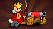 Excellent artillery game. You are a king under siege, defending his home castle. Command small artillery unit and destroy your opponent's castle. Buy and use conventional ammo, and […]