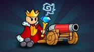 A sequel to the first part of this great artillery game. You are a king, commanding small artillery unit. Destroy your opponent's castle before he does it first. […]