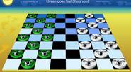 This is funky, holiday version of this ever-popular game. Play checkers online with AI and enjoy the 3D board. You are green player and you start first! Game […]