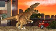 Los Angeles, beware! The angry and hungry Tyrannosaurus Rex wreaks havoc on L.A. streets – eats people, smashes cars and destroys buildings. Make T-Rex happy by causing as […]