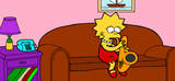 LISA SIMPSON SAW