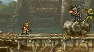Metal Slug strikes again! Enter the combat zone in South America, eliminate enemy soldiers and go as far as you can. Mercenary life ain't easy – guns, blood […]