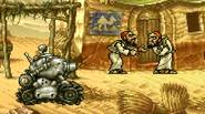 You messed with the United Nations guys and as a result you're stranded in Iraq desert. Fight your way to freedom with your Metal Slug tank, eliminate enemy […]