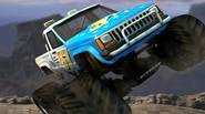 Drive your monster truck through the tough track and perform stunts to amaze the crowd and collect points. Wild action and great graphics – a lot of fun […]