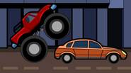 Ever wanted to get out from the huge traffic jam? Well, it's easy when you drive the Monster Truck. Drive over other cars, smash them and rush to […]