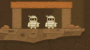 Funny puzzle game, in which your goal is to kill all Mummies on each level, by strategically deployed explosives. Try to blow up the most important construction element […]