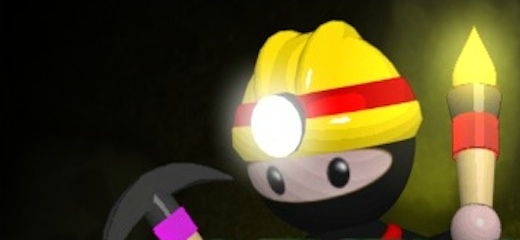 It's time for a black-clad adventure! You are Ninja Miner, a ninja on the temporary work at the mine. Collect precious gems and star bonuses. Collect keys that […]