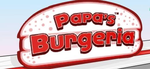 papas burgers game
