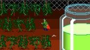 Awesome, retro-styled game. You are Pickleman, a superhero who's mission is to grow cucumbers and make pickles to save the poor children from starvation. Collect pickles and drop […]