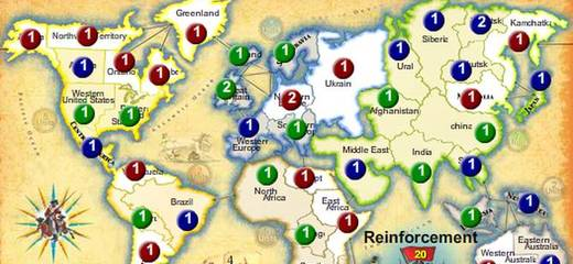 Classic, famous board game RISK is now available for free on Funky Potato. Conquer the world with your armies and defeat all opponents on your way to total […]