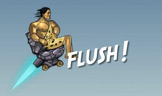 Power Flush Toilet >> ROCKET TOILET 2