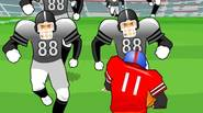 You play as the running back. Get through defense zone, dodge the tackling defenders and score the goal! Great game for all NFL fans! Game Controls: Mouse – […]