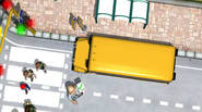 You are a school bus driver with a goal to safely drive kids to and from school. Pick up kids at bus stops, watch them getting on and […]