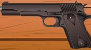 Third part of the great shooting game. Assemble your Colt 1911 pistol and try to get the best result on the shooting range. You have ten rounds per […]
