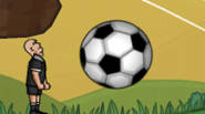 Epic football game. Your objective is to hit referee with the ball, kicking it as few times as it's possible. You play as a team against time and […]