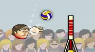 Sports Heads fans, it's volleyball time! Play against computer or your friend, get the ball to your opponent's side and remember: you only have 3 touches of the […]