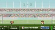 This is a must-play for all football (or soccer) fans. Play one-on-one match with your famous Big Head player, score more goals in one minute and be the […]