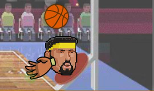 basketball heads