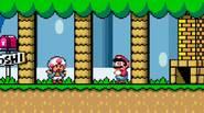 A great fan-made Mario Bros game. Explore the Mario Land, jump, dodge, and enjoy the pixel fun! Game Controls: Arrows – Walk A – Jump, S – Run […]