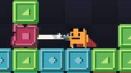 A perfect blend of Tetris-like gameplay and retro shooter. Avoid falling blocks, let them create groups of the same color and then shoot the blocks to destroy the […]