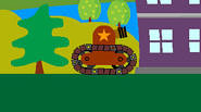 Drive your tank and destroy all obstacles on your way. Beware of falling pieces and don't let your tank roll over or you will destroy your machine. Great, […]