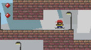Fantastic skateboarding parody game. You are Tiny Hawk, a famous little pixel skateboarder on a misson to find every gem on the level, as fast as you can. […]