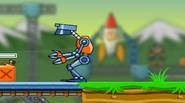 You're Tricky Rick, a friendly robot on a mission to find his stolen rocket fuel and prepare his spaceship for a flight back to his home planet. Use […]