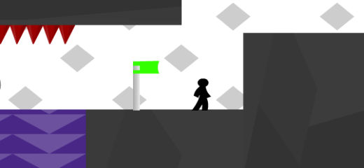 Excellent platform runner game. Run, jump, bounce off and climb on the walls. Your goal on each level is to reach the checkpoint, marked with the red flag. […]