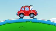 Help the little red car named Wheely to make his dream come true – start in a car race! Escape from the car dealership and make your way […]