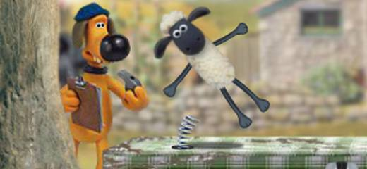 Another awesome game for Shaun the Sheep fans in the true Aardman studio style. This time Shaun the Sheep wants to play with the matress, bouncing as long […]